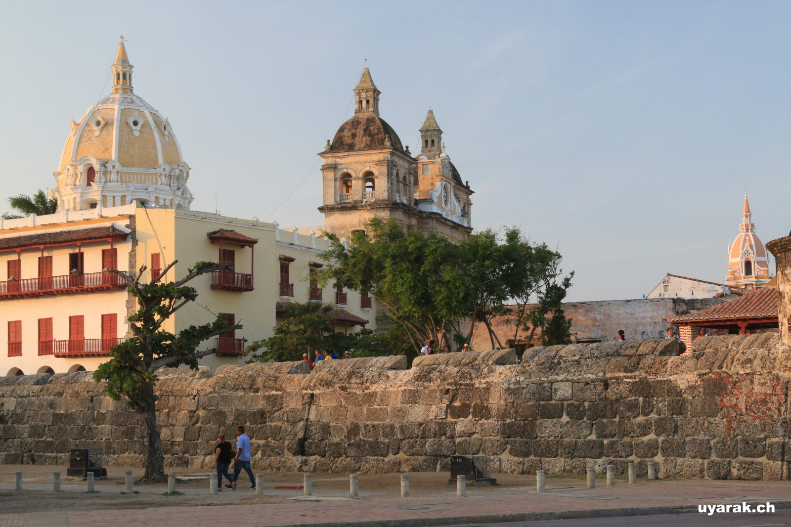 cartagena kolumbien sehenswürdigkeiten